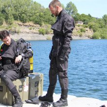 Lightweight surface suits suitable for all on the surface watersports activities