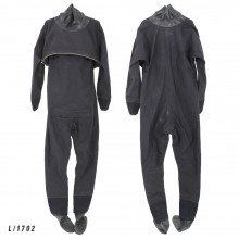 Size Large black surface watersports suit - Z1702