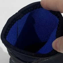 3mm Neoprene Glove - blue lining