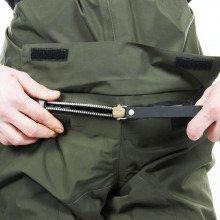 BDM metal dry zip