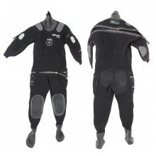 The suit is incredibly popular with experienced divers around the world and remains a preferred choice of commercial divers.