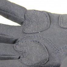 Amara suede palm enables the glove to have high strength and superior durability
