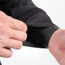 Tri-Laminate Diving Drysuit - latex cuff with neoprene warmer
