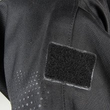 Tri-Laminate Diving Drysuit - hook and loop fastening arm patch