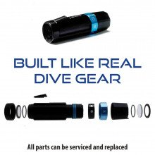 Paralenz Dive Camera+ - built like real dive gear