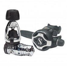 SCUBAPRO MK25 EVO / S620 Ti / R195 Octopus Set (Din or Aclamp) - MK25 EVO & S620 Ti