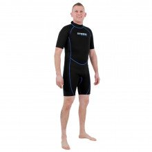 3mm Storm X-Fire Gents Shortie Wetsuit - Northern Diver Water Sports - Surfing, Snorkeling and Diving Equipment