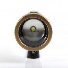 Lens: Convex PMMA lens