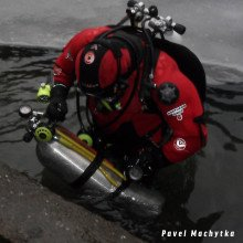 Pavel-Machytka-in-the-Voyager-underwater-dive-suit