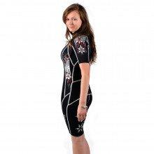3mm Wild Water Shortie Wetsuit for Surfing, Snorkeling & Diving Equipment