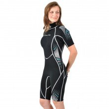 3mm Wild Water Shortie Wetsuit for Surfing, Snorkeling & Diving Equipment