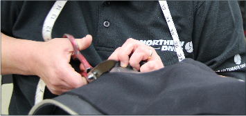 Northern Diver Scuba Suit Repairs & Alterations