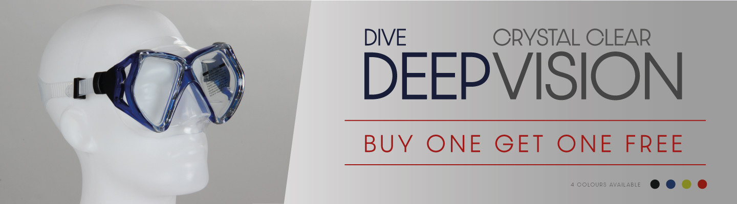 Deep vision mask - buy one get one free