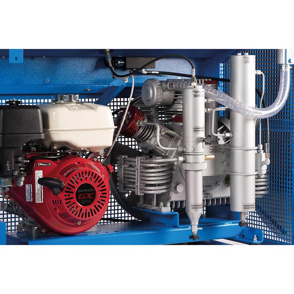 MCH 13 SH Tech Compressor | Northern Diver UK | Filling Station Compressors
