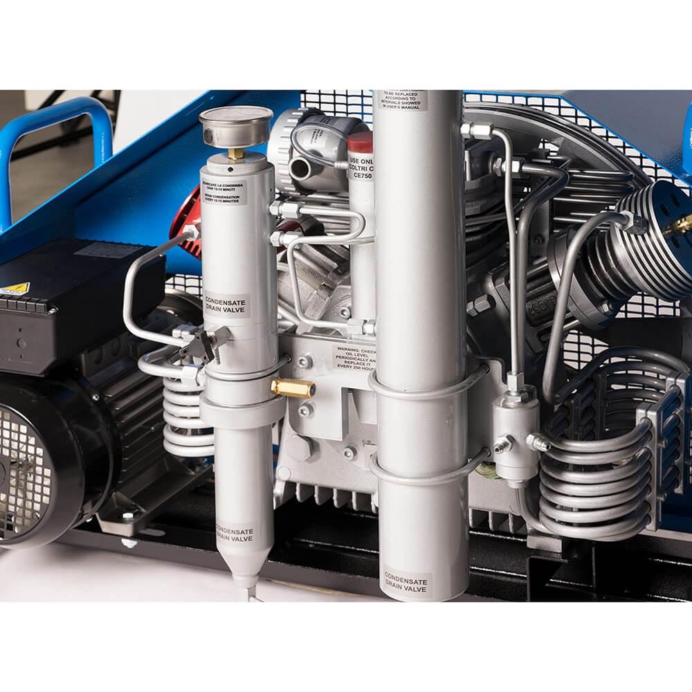 MCH 8/11 EM Standard Compressor | Northern Diver UK | Filling Station Compressors