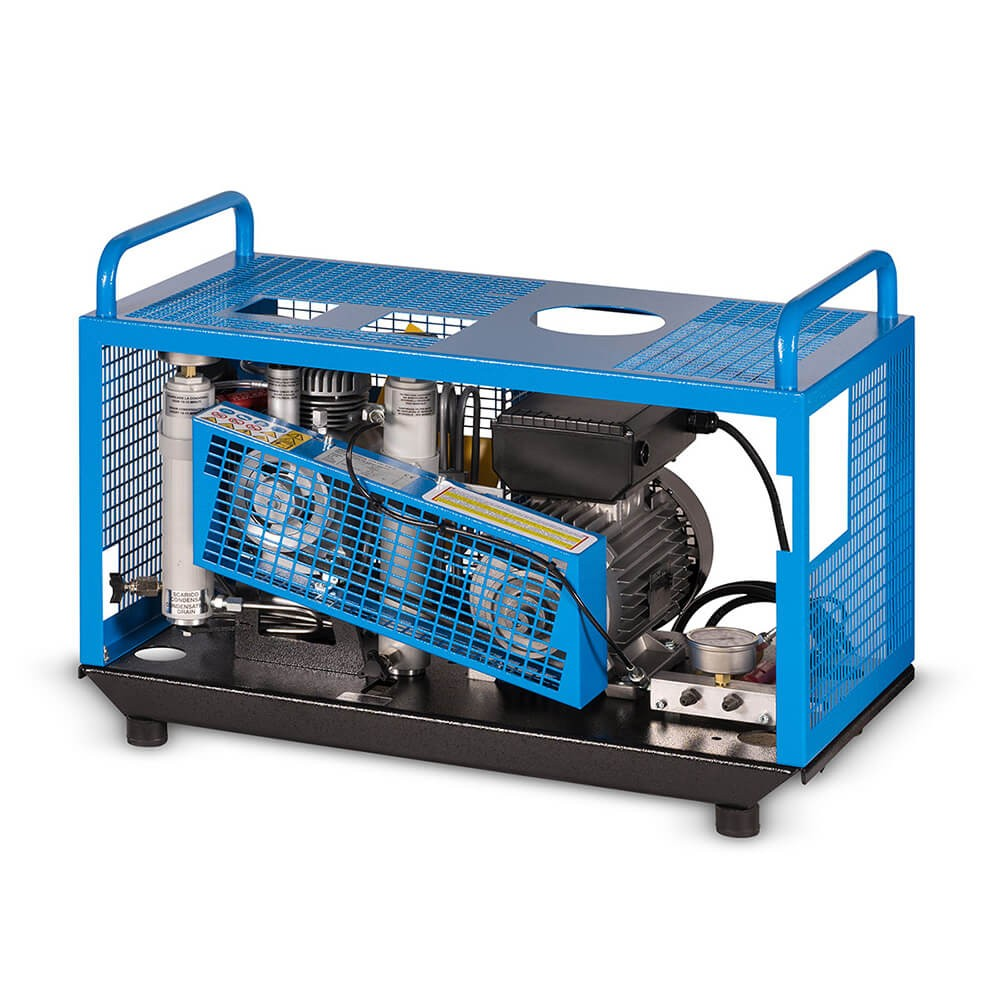 MCH 6 EM Compact Compressor | Northern Diver UK | Portable and Paintball Compressors