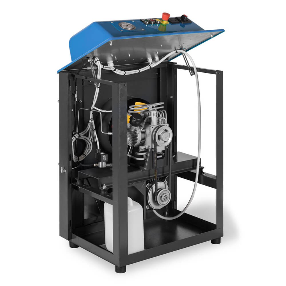MCH 6 EM Silent Compressor | Northern Diver UK | Portable and Paintball Compressors