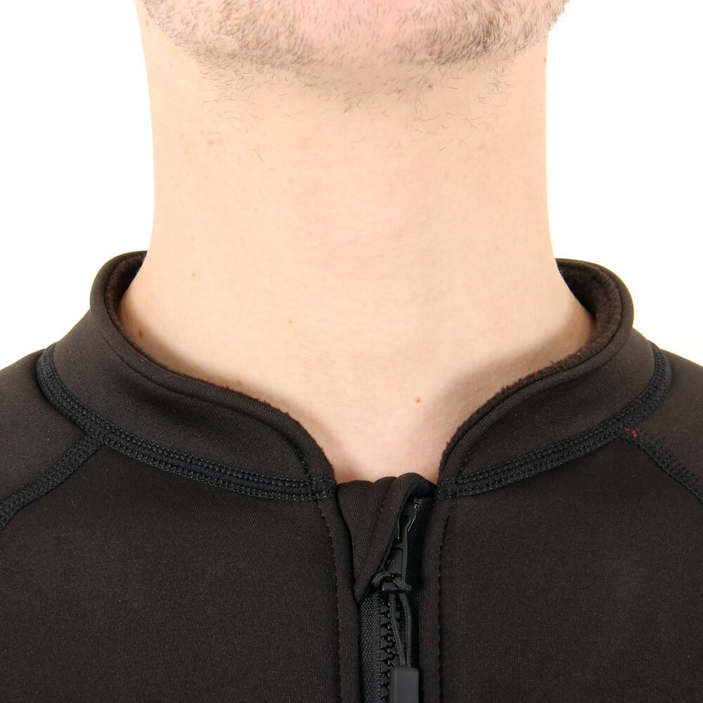 Bodycore Sub Zero Undersuit - neck line close-up