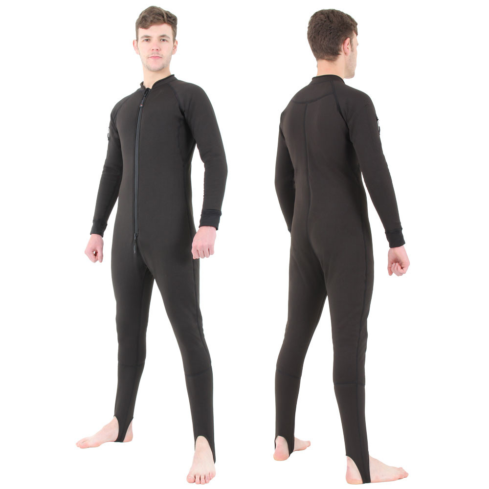 Bodycore Sub Zero Undersuit - Front and Back view