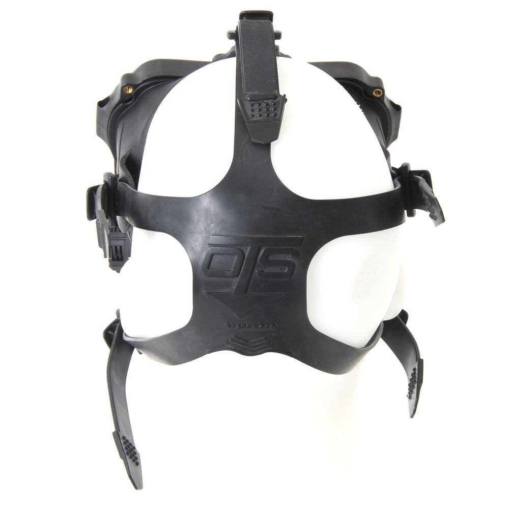 OTS Spectrum FFM - back of head view of straps