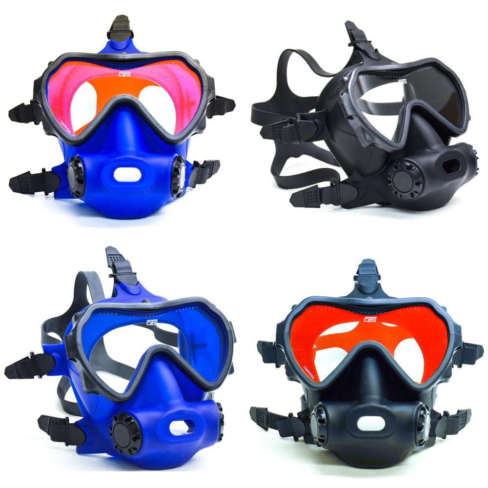 The OTS Spectrum Full Face Mask