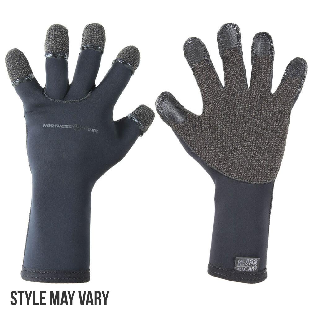 Kevlar Superstretch Gloves - aquasured