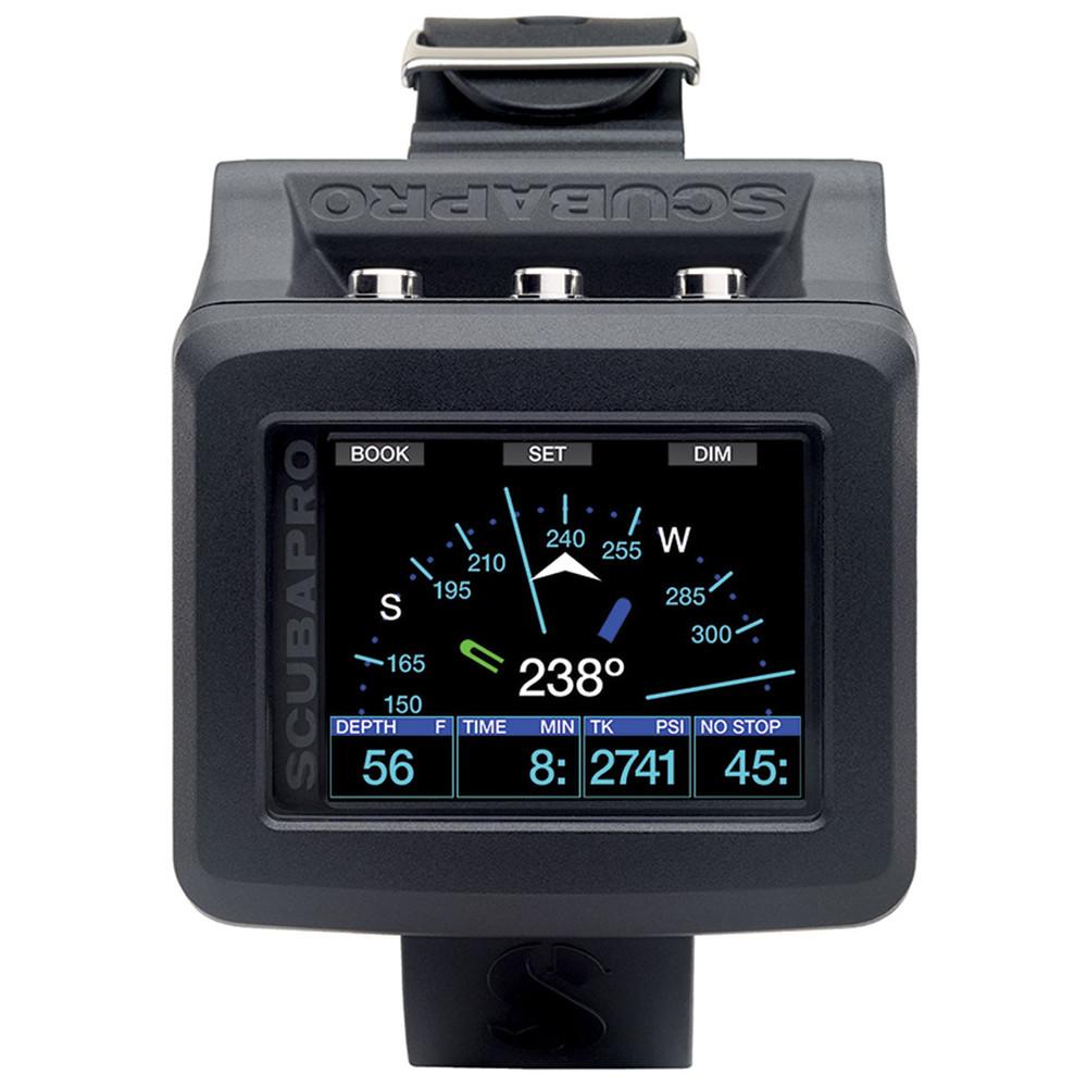 SCUBAPRO G2 Wrist Dive Computer - Compass screen