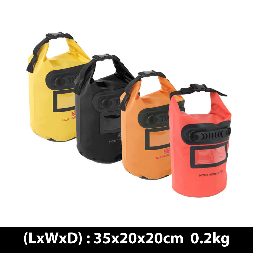 Small roll top dry bags (12L)